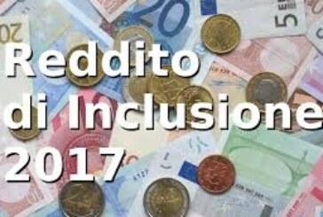Reddito di Inclusione Sociale, dal 1. dicembre domande anche presso l'Unione