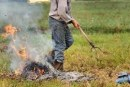 Divieto accensione fuochi per rischio incendi: prorogato al 15 aprile